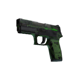 Souvenir P250 | Nuclear Threat (Battle-Scarred)