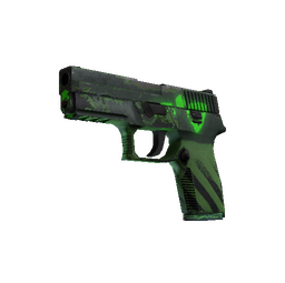 Souvenir P250 | Nuclear Threat (Well-Worn)