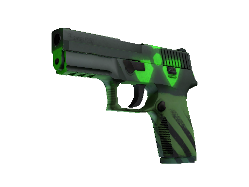 P250 | Nuclear Threat Minimal Wear