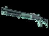 XM1014   Голубая хвоя, Немного поношенное, 0.64$