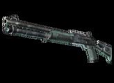 XM1014   Голубая хвоя, Закаленное в боях, 0.67$