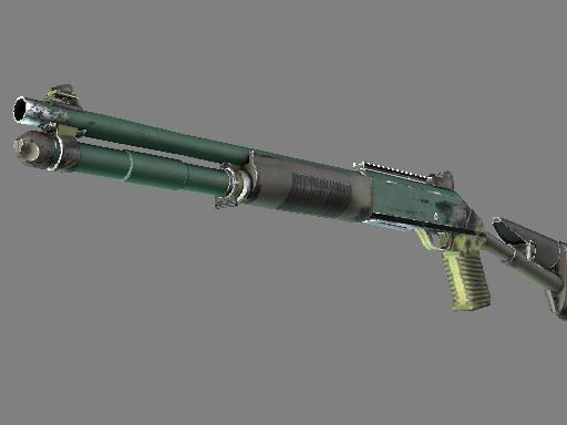 XM1014   Jungle