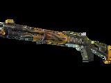 StatTrak™ XM1014   Incinegator (Battle-Scarred)