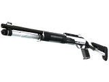 StatTrak™ XM1014 | Black Tie (Factory New)