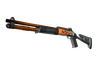 StatTrak™ XM1014 | Teclu Burner (Battle-Scarred)