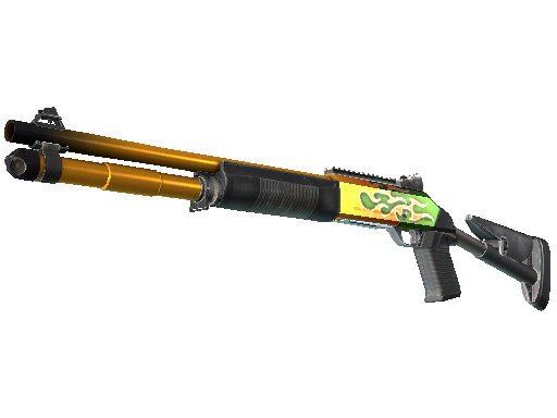 StatTrak™ XM1014 | Teclu Burner (Factory New)