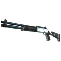 StatTrak™ XM1014 | Scumbria <br>(Battle-Scarred)