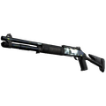 StatTrak™ XM1014 | Quicksilver <br>(Field-Tested)