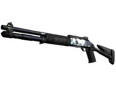 Skin XM1014 | Quicksilver