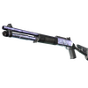 Souvenir XM1014 | Blue Steel <br>(Battle-Scarred)