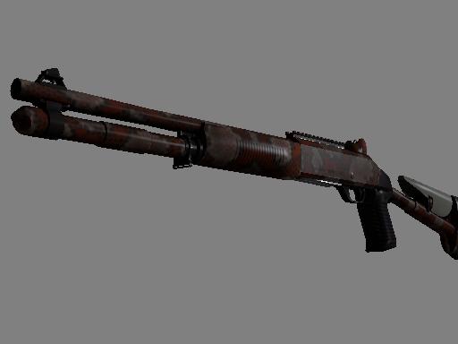 Milspec XM1014 Red Python