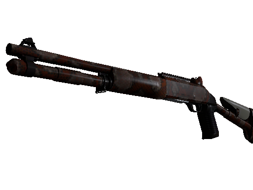 XM1014 | Red Python (Field-Tested)