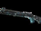StatTrak™ XM1014   Slipstream (Battle-Scarred)