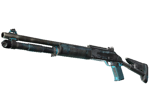 XM1014 | Slipstream (Battle-Scarred)