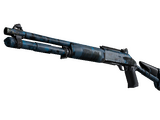 Souvenir XM1014   VariCamo Blue (Well-Worn)