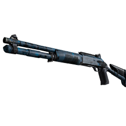Souvenir XM1014 | VariCamo Blue (Field-Tested)