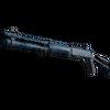 Souvenir XM1014 | VariCamo Blue <br>(Minimal Wear)