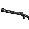Souvenir XM1014 | VariCamo Blue <br>(Battle-Scarred)