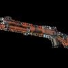 XM1014 | Blaze Orange <br>(Well-Worn)