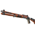 XM1014 | Blaze Orange <br>(Well-Worn)