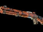 XM1014 Оранжевое пламя