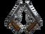 StatTrak™ Dual Berettas | Black Limba