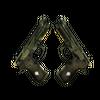 StatTrak™ Dual Berettas | Retribution <br>(Minimal Wear)