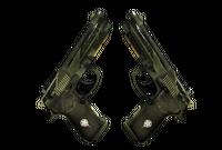 Dual Berettas | Retribution (Field-Tested)