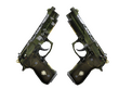 Dual Berettas Retribution