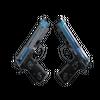 StatTrak™ Dual Berettas | Urban Shock <br>(Battle-Scarred)