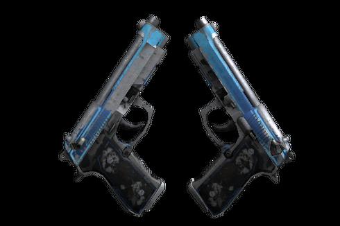 StatTrak™ Dual Berettas | Urban Shock (Battle-Scarred) Prices