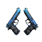 StatTrak™ Dual Berettas | Urban Shock (Factory New)