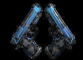 Dual Berettas   Городской шок, После полевых испытаний, 25.45$