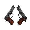 StatTrak™ Dual Berettas   Dualing Dragons <br>(Battle-Scarred)