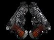 Dual Berettas Dualing Dragons