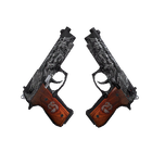 Dual Berettas | Dualing Dragons