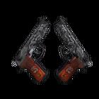 Dual Berettas | Dualing Dragons (Factory New)
