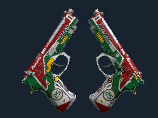 Dual Berettas | Twin Turbo
