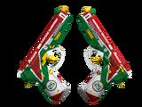 Dual Berettas | Twin Turbo (Minimal Wear)