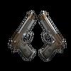 Dual Berettas | Cartel <br>(Battle-Scarred)