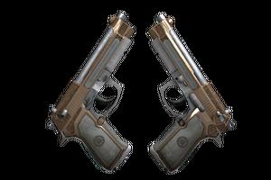 Dual Berettas Cartel Well Worn