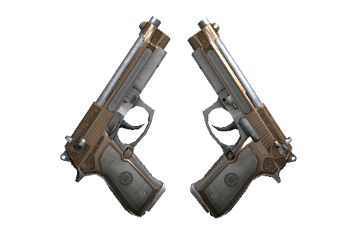 Buy StatTrak™ Dual Berettas | Cartel (Field-Tested)