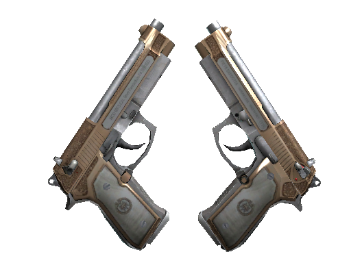 Milspec Dual Berettas Cartel