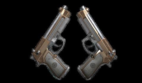Dual Berettas - Cartel