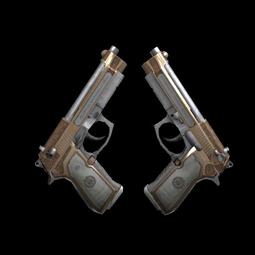 Dual Berettas | Cartel - gocase.pro