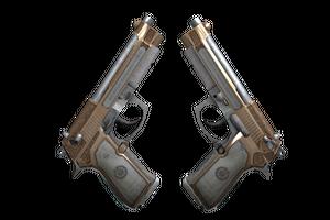 Dual Berettas Cartel Minimal Wear