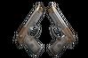 StatTrak™ Dual Berettas | Cartel (Factory New)