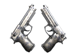 Dual Berettas | Патина (Закаленное в боях)