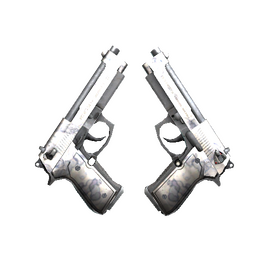 Dual Berettas | Stained