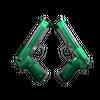 Dual Berettas | Emerald <br>(Factory New)